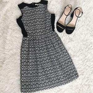 ◦ MADEWELL ◦ diamond jacquard dress